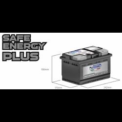 Batteria per Auto da 65 Ah