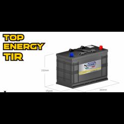 Batteria per camion da 110 Ah