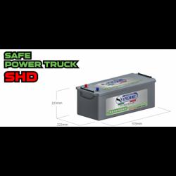 Batteria per camion da 175 Ah