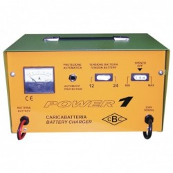 Carica batterie manuale per...