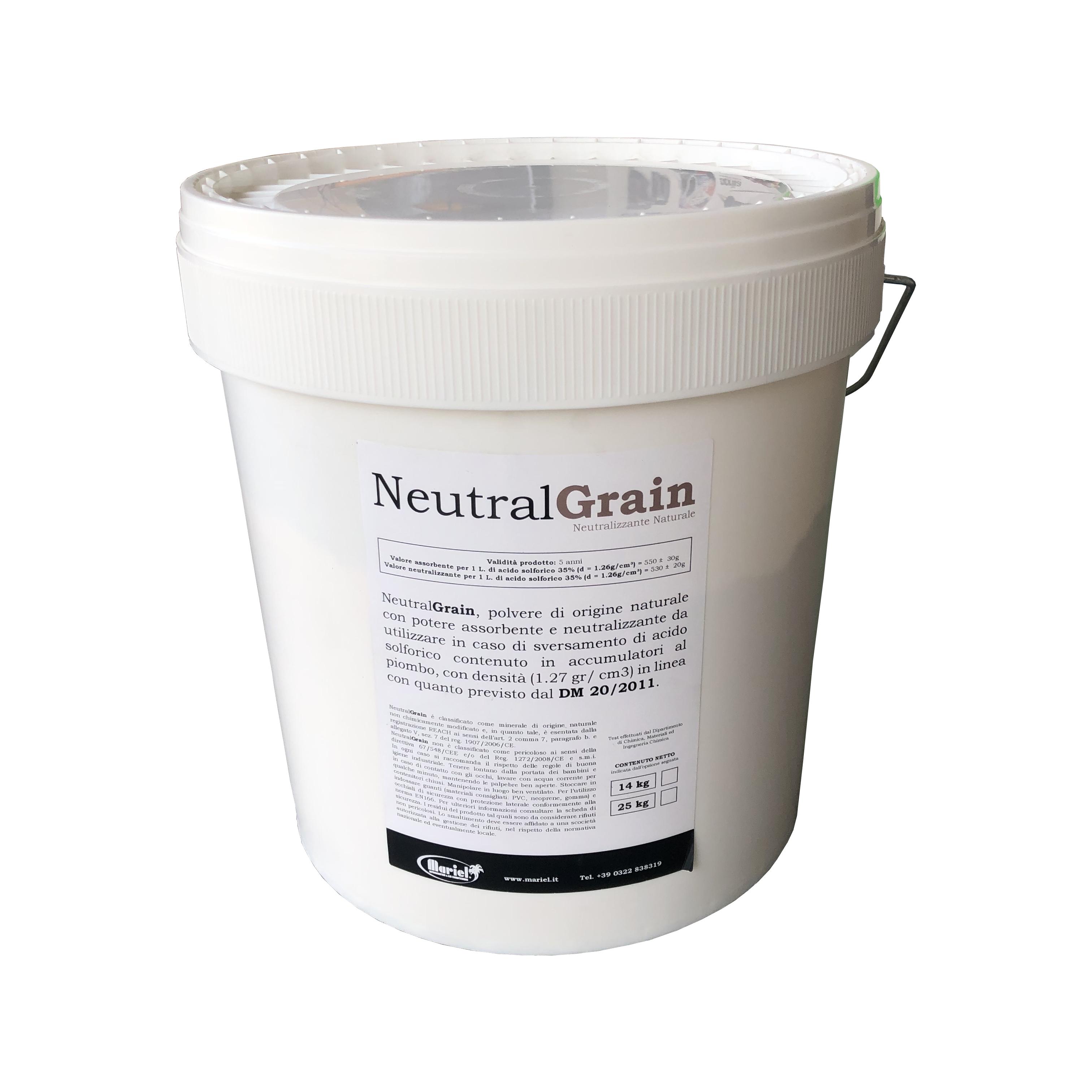polvere neutrallizante per acido batterie